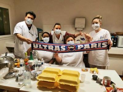 Ultras du PSG