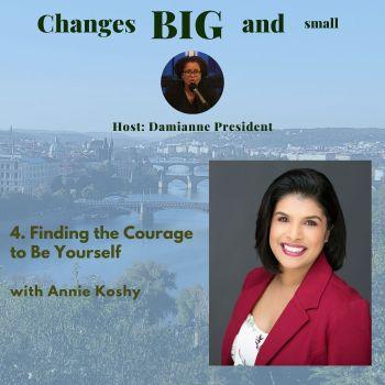 cover art to Annie Koshy episode 4