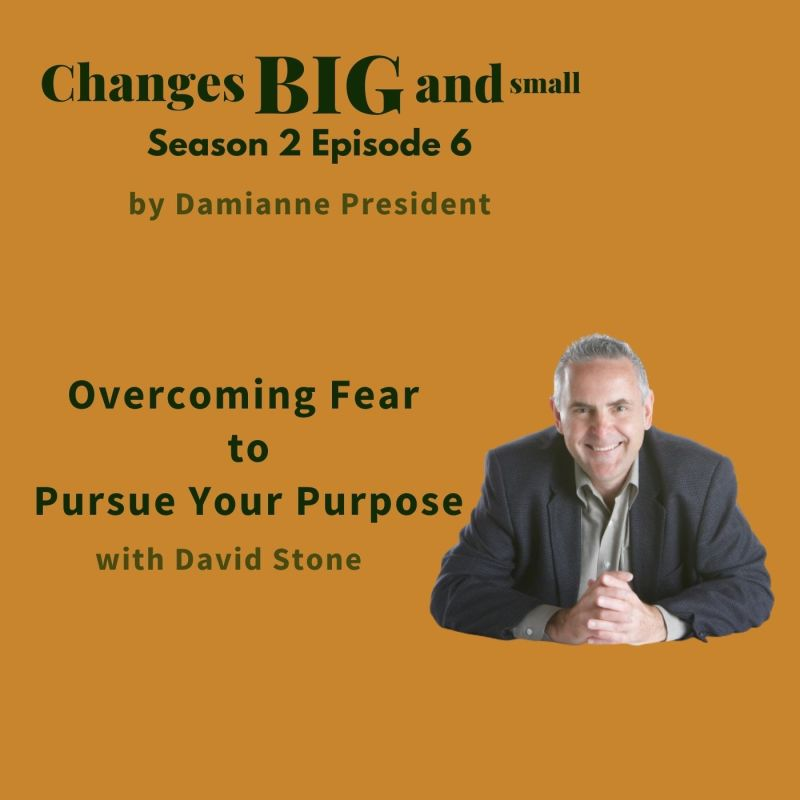 overcoming fear with David Stone on CBaS cover art