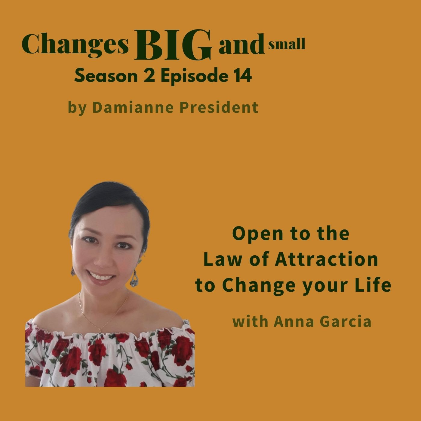 cover art for episode 59 of CBaS with Anna Garcia