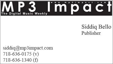MP3 Impact