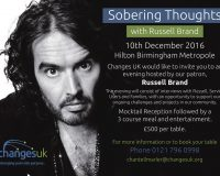 Sobering Thoughts with Russell Brand