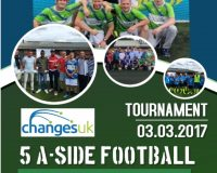 Changes UK 5 A-Side Football Tournment