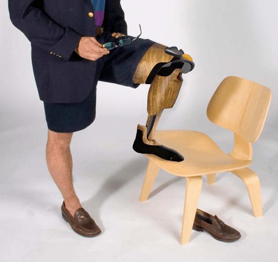 Eames Leg