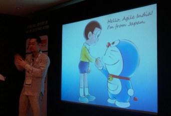 Doraemon from Japan