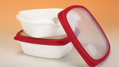 multi-use personal containers for food storage