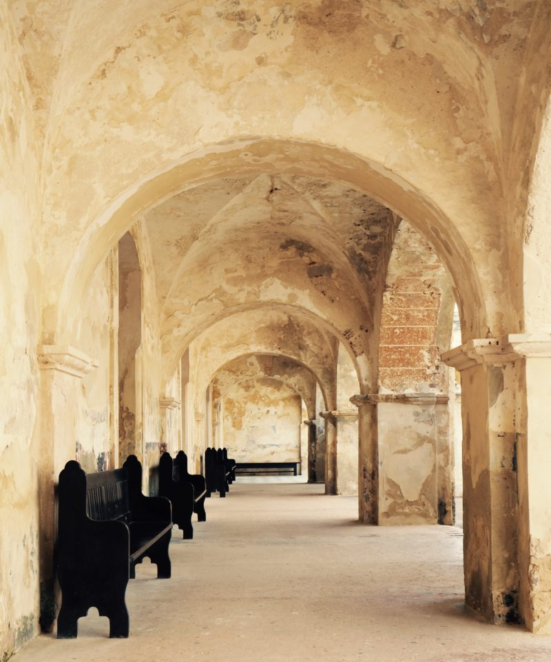 Arches from an old building in Old San Juan, Puerto Rico | Letters from abroad: Puerto Rico and Old San Juan | Changing Pages #Travel #Photography | BL | Black Lion Journal | Black Lion