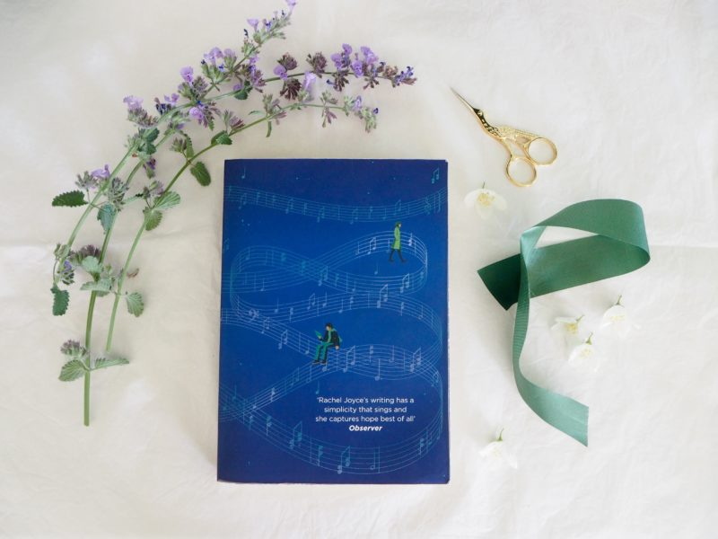 #BookReview: 'The Music Shop' By Rachel Joyce | Changing Pages | BL | Black Lion Journal | Black Lion