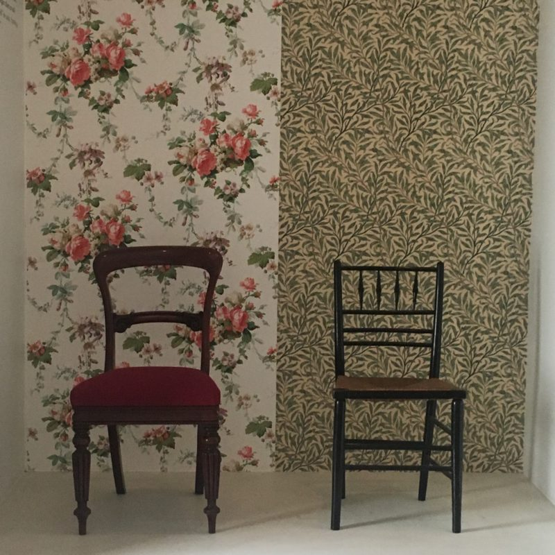 William Morris gallery art chairs