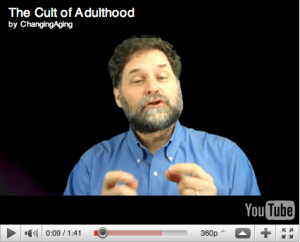 Cult of Adulthood YouTube