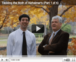 The myth of alzheimers