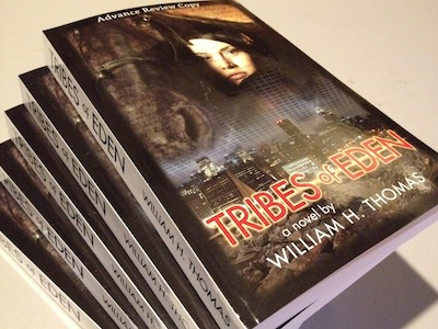 TRIBES of EDEN To Publish April 2 — How We Did It