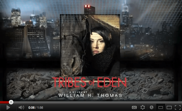 EXCLUSIVE: Watch The New Tribes of Eden Book Trailer