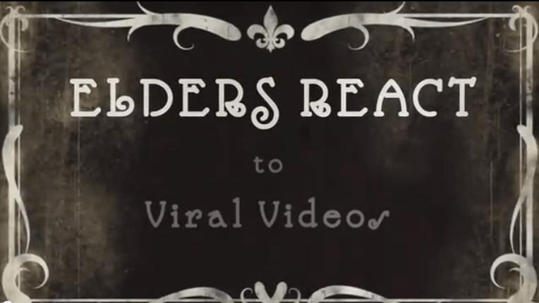 'Elders React' To Viral Videos Bridges Generational Gap