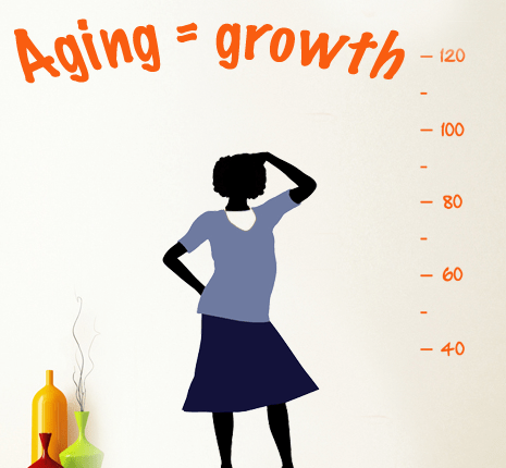 Why We Should Celebrate Aging