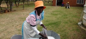 Imagine Doing Laundry By Hand For 60 Elders... - ChangingAging
