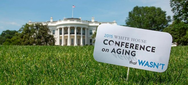 The Conference on Aging that Wasn't