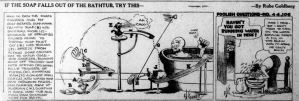 Rube Goldberg - ChangingAging 1