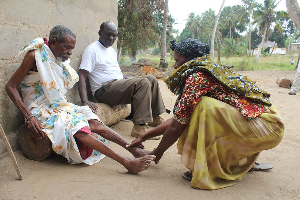 The Inspiration of a Volunteer: Kibaha, Tanzania - ChangingAging 2
