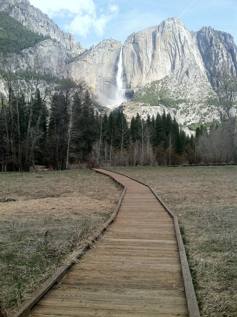 Does The Road Make A Difference? Yosemite, California - ChangingAging.org