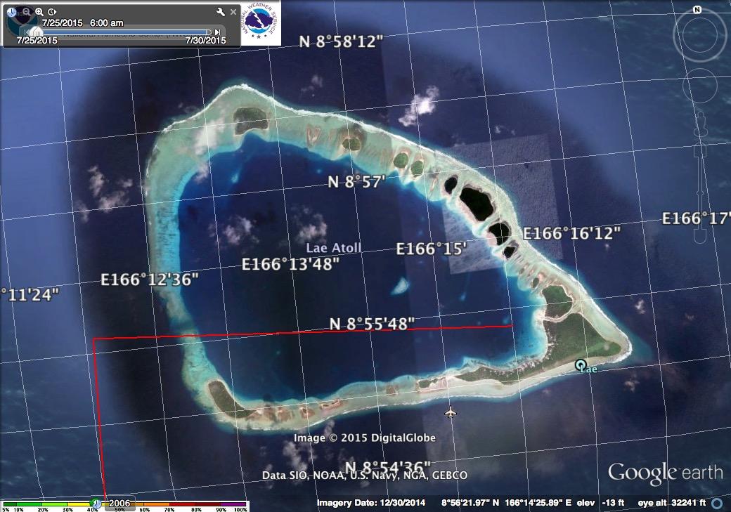 Lae Atoll