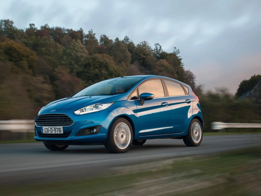 The 2014 Ford Fiesta small car review