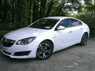 Opel Insignia SRi Limited Edition