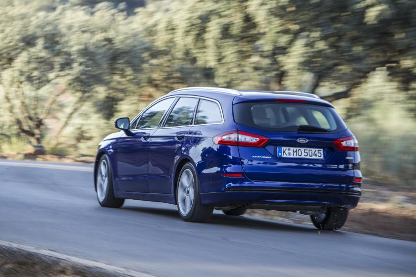 The Ford Mondeo Estate is an excellent buy!
