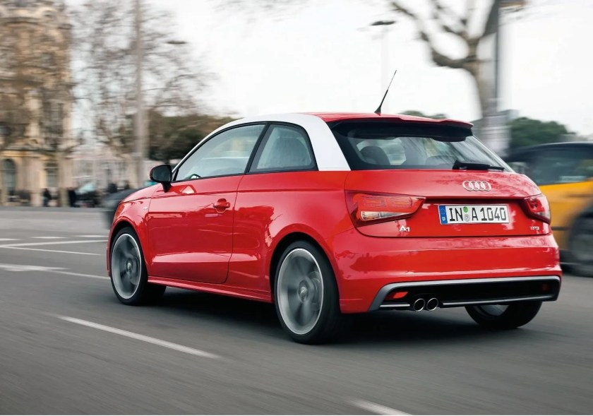 The Audi A1 was first launched in 2010 as a premium small car