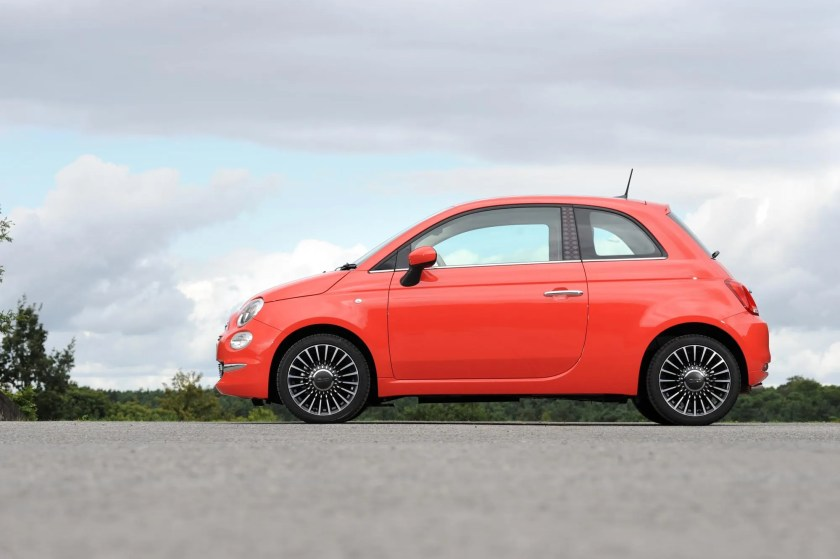 The Fiat 500 is a classic small car