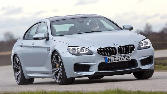 BMW M6 Gran Coupév
