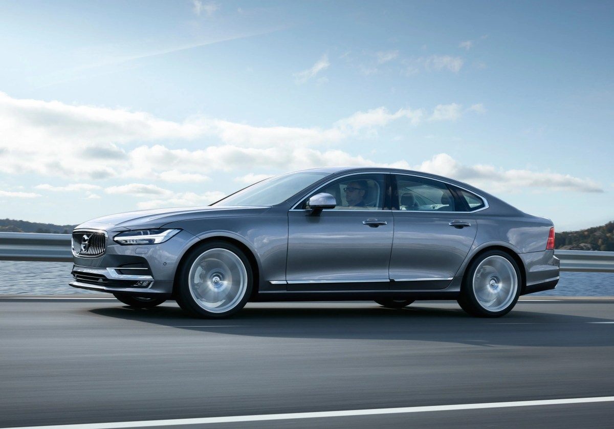 Volvo S90 Pricing And Specs For Ireland