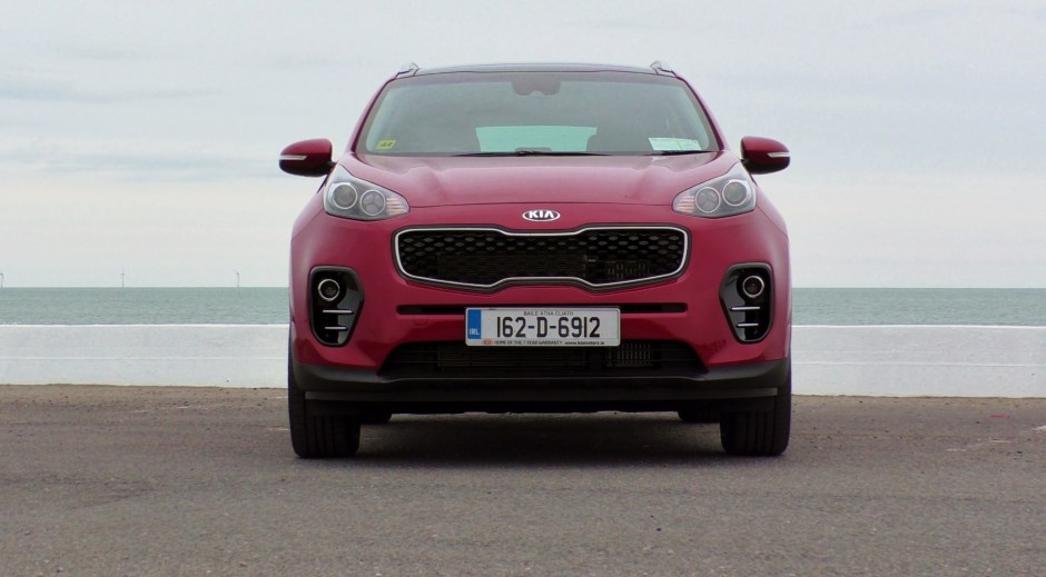 Kia Sportage review Ireland
