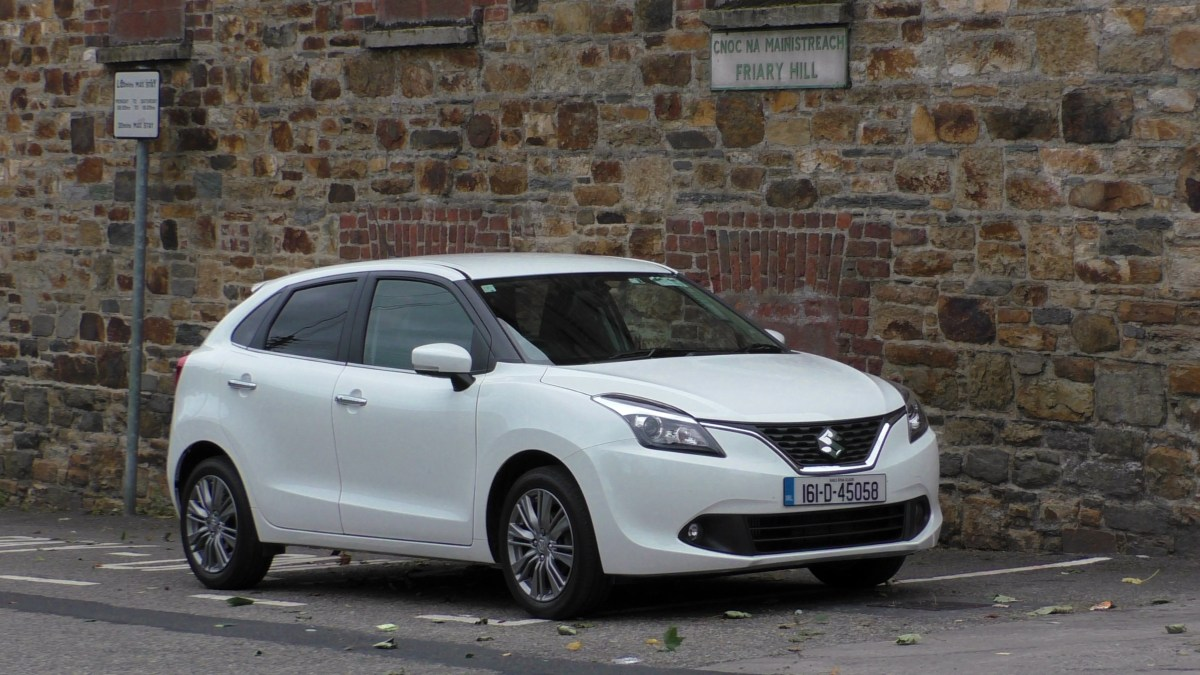 Suzuki Baleno 1.0-litre Boosterjet Review