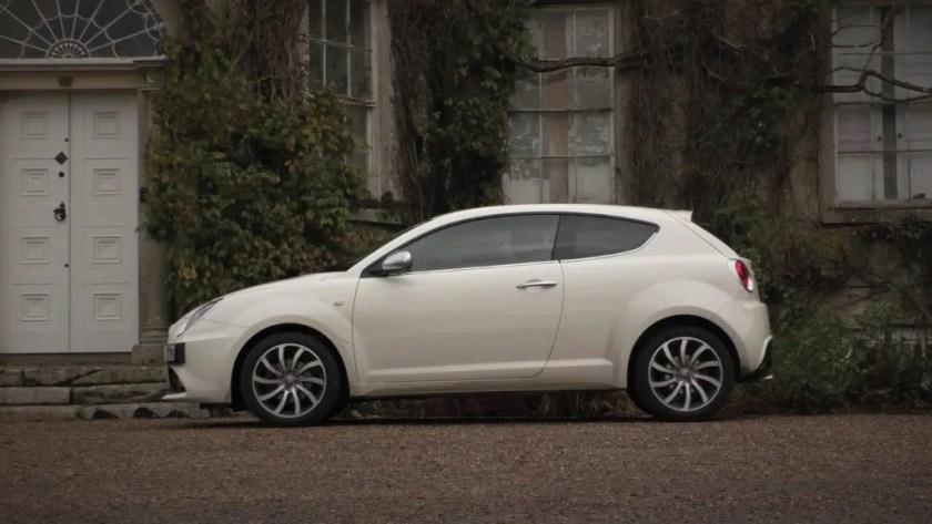 Alfa Romeo Mito Review Ireland