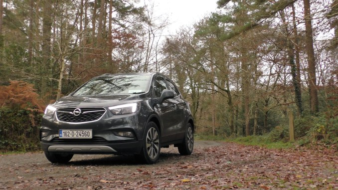 Opel Mokka X Review Ireland