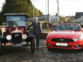 100 years Ford in Ireland