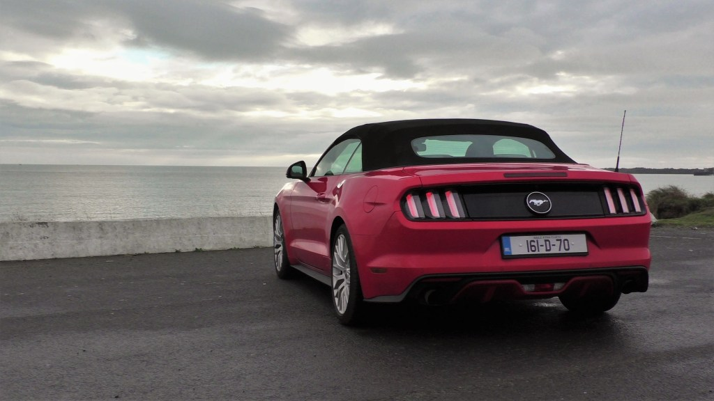 Ford Mustang Review For Ireland