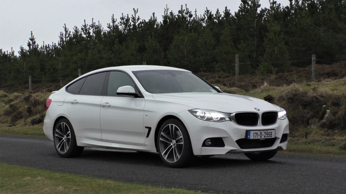 BMW 320d M Sport Gran Turismo Review