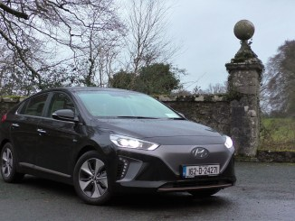 Hyundai Ioniq Electric review ireland