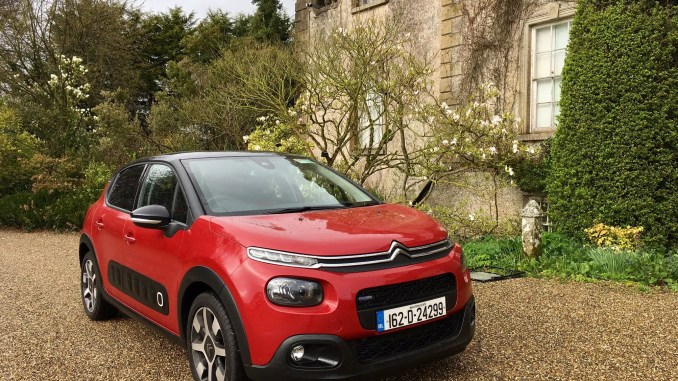 Citroen C3 Review Ireland