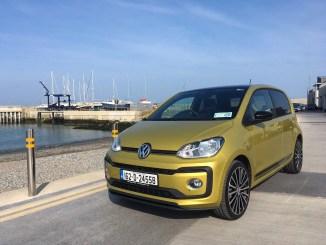 Volkswagen Up! review Ireland