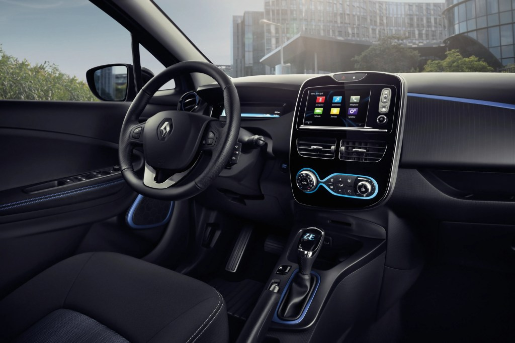 Renault Zoe Ireland Review