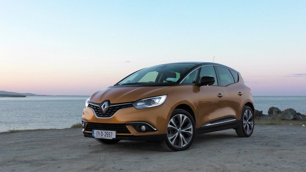 2017 Renault Scenic Review Ireland