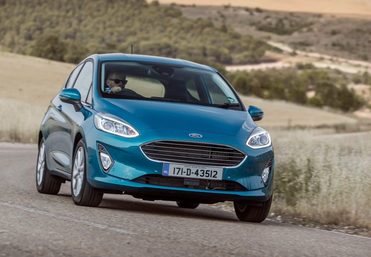 Irish Pricing And Specs For New Ford Fiesta