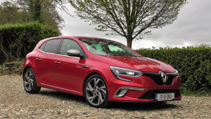 Renault Megane GT video review ireland