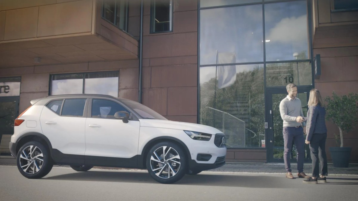 Volvo XC40 Revealed, Coming To Ireland In 2018