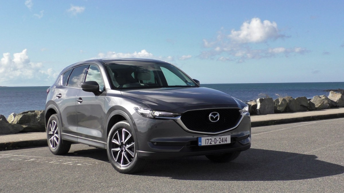 Mazda CX-5 2.0 Petrol Review