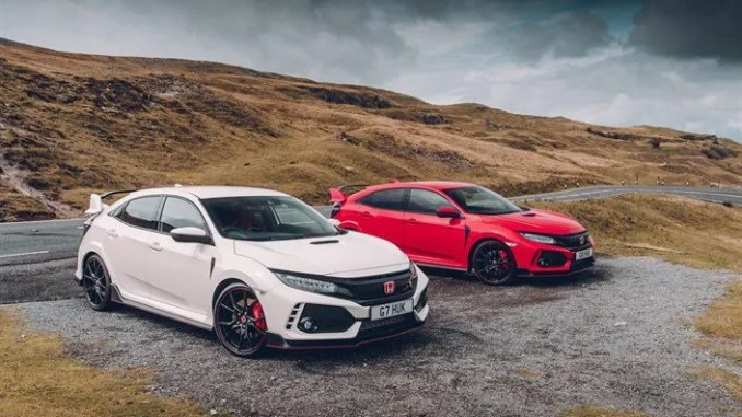 Honda Civic Type R review ireland