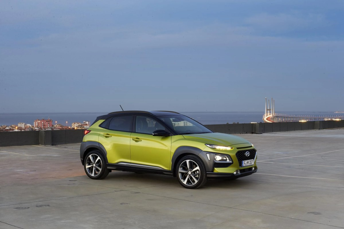 Hyundai Kona Pricing And Specs For Ireland